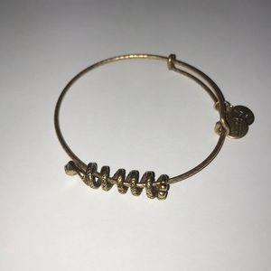 Alex & Ani Snake Bracelet